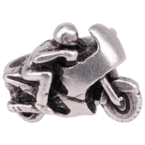 Фото - OTOKODESIGN Кольцо Мотоциклист 4-57006, размер без размера otokodesign кольцо водоворот 4 56496 размер без размера