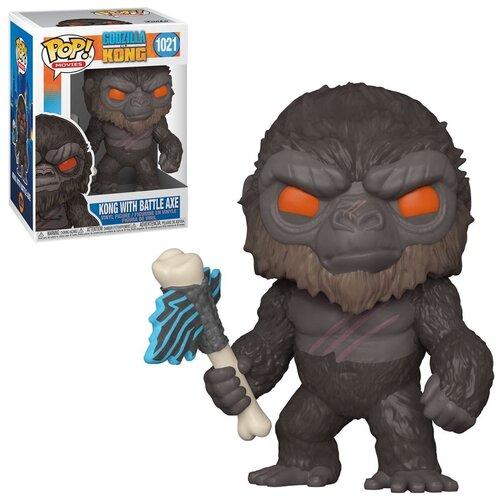 Фигурка Funko POP! Godzilla Vs Kong: Kong: w/Battle Axe