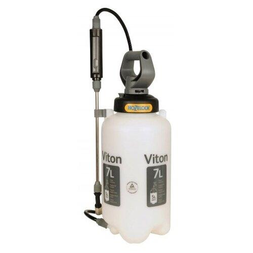 Опрыскиватель HOZELOCK Viton 5507 7 л белый/черный/серый недорого