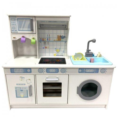 Купить Детская интерактивная кухня DreamToys Алена с водой, светом и звуком, Детские кухни и бытовая техника