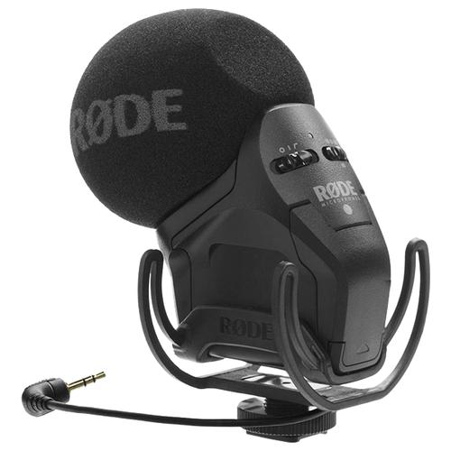 Микрофон RODE Stereo VideoMic Pro Rycote