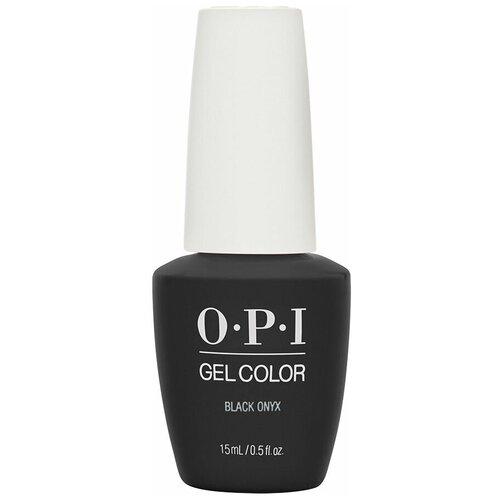 Гель-лак для ногтей OPI Classics GelColor, 15 мл, black onyx недорого