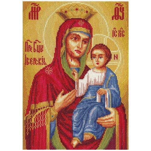 Купить Набор для вышивания PANNA Икона Божией Матери Иверская 23x31 см, Наборы для вышивания