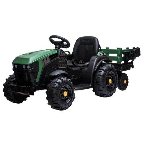 Купить Детский Электромобиль Bettyma трактор с Прицепом 2WD 12V Jiajia, Электромобили