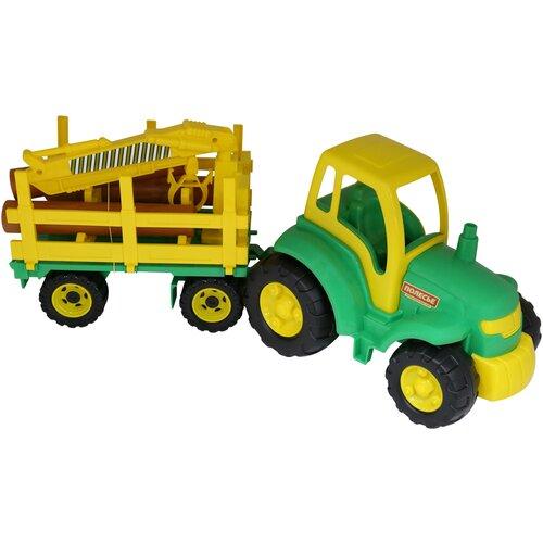 Трактор Полесье Чемпион (8229), 68 см