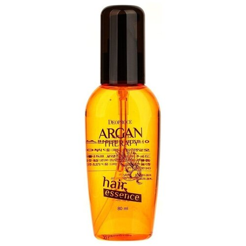 Deoproce Эссенция для волос с аргановым маслом Argan Therapy Hair Essence, 80 мл недорого
