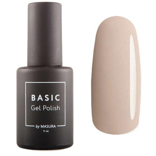 Купить Гель-лак для ногтей Masura Basic, 11 мл, Со сливками