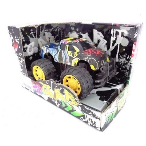 Купить Джип Junfa пластмассовый, 23, 5*15, 5*15 см (WF-10), Junfa toys, Машинки и техника