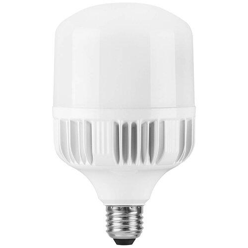Фото - Лампа светодиодная Feron LB-65 E27-E40 50W 6400K (упаковка 10 шт) лампа светодиодная feron lb 65 25822 e27 e40 70w 4000k цилиндр матовая
