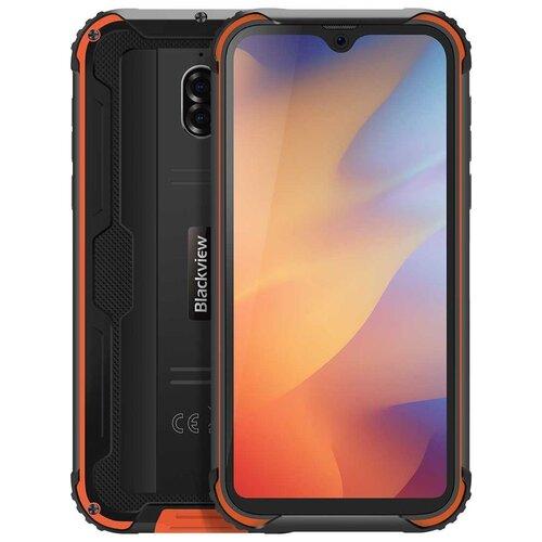 Смартфон Blackview BV5900 оранжевый