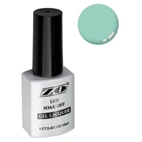Купить Гель-лак для ногтей ZO mGL, 10 мл, 205 аквамариновый