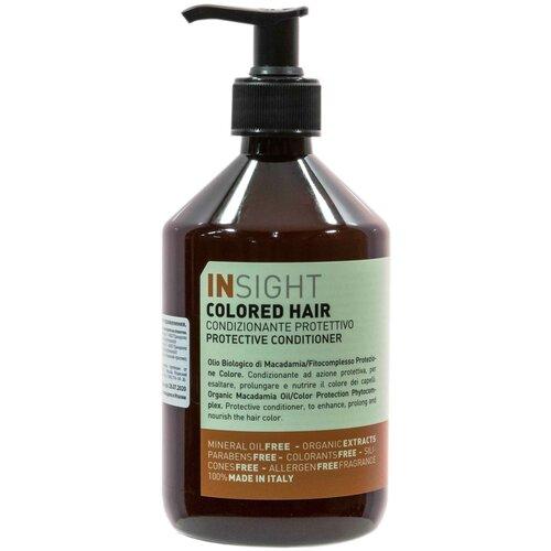 Фото - Insight кондиционер Colored Hair Protective для окрашенных волос, 400 мл insight кондиционер colored hair защитный для окрашенных волос 400 мл