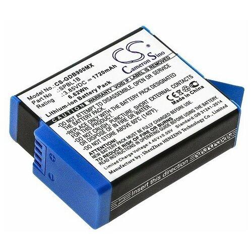 Аккумулятор для камеры GoPro HERO9 (SPBL1B)