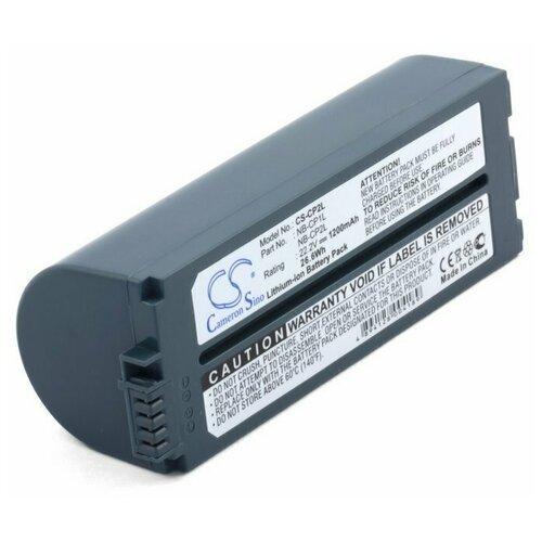 Фото - Аккумулятор для принтера Canon Selphy NB-CP1L, NB-CP2L (1200mAh) компактный фотопринтер canon selphy 1300 черный [2234c002]