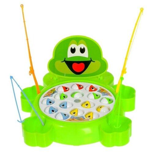 Рыбалка Ye Xing Toys 9981-15A зеленый