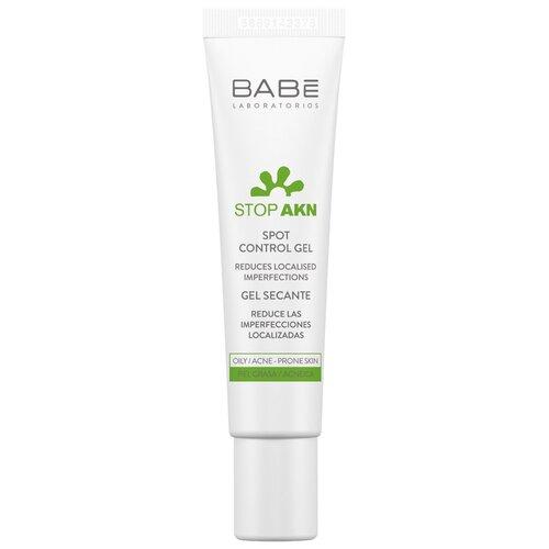 Купить BABE Laboratorios Stop AKN Гель точечный корректирующий для лица против угрей, 8 мл