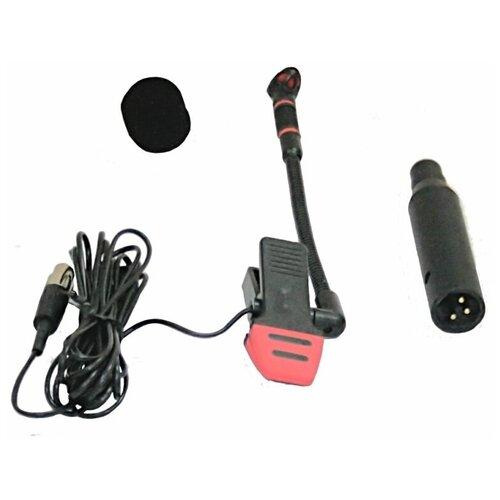 Микрофон Invotone ISM500, черный