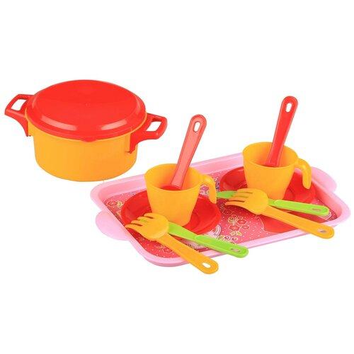 Набор игруш. посуды AlternativA