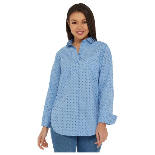 Рубашка Katharina Kross, размер 48, голубой