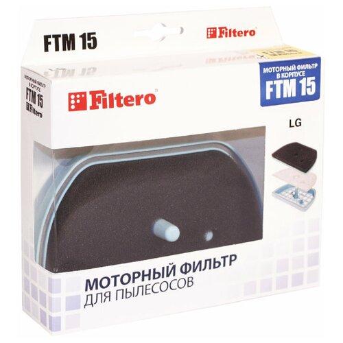 Filtero Моторные фильтры FTM 15 1 шт.