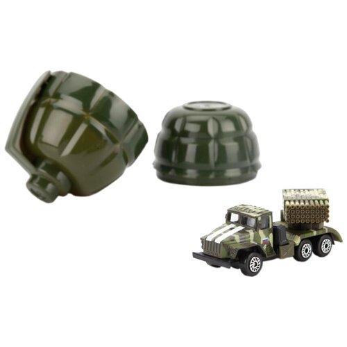 Машинка ТЕХНОПАРК Военная техника в гранате (SB-15-13-CDU) 1:72