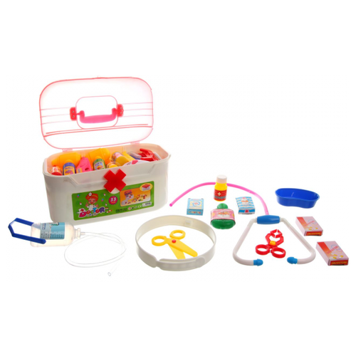 Набор доктора Shenzhen Toys Д17646 набор доктора shenzhen toys 602a