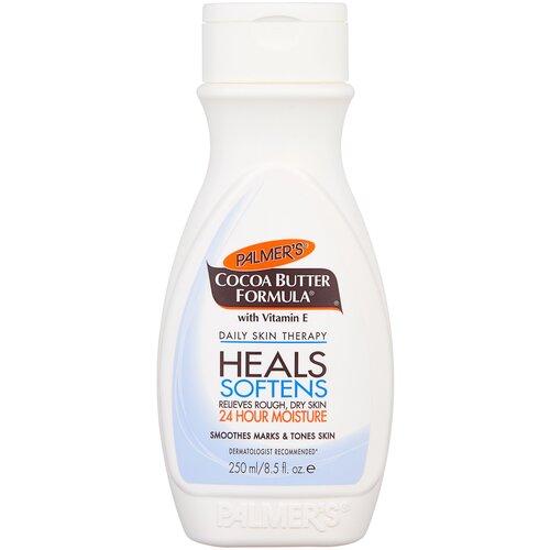 Лосьон для тела Palmers Daily Skin Therapy увлажняющий для кожи с маслом какао и витамином Е, 250 мл