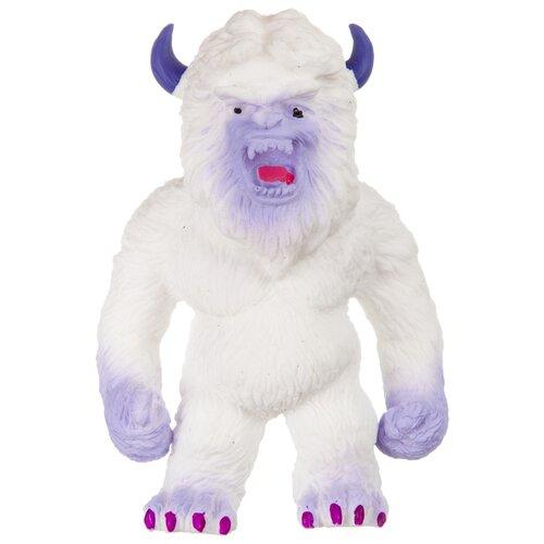 Фото - Игрушка-мялка BONDIBON Чудики Монстр Снежный человек (ВВ3978) белый игрушка мялка bondibon чудики жмун паук