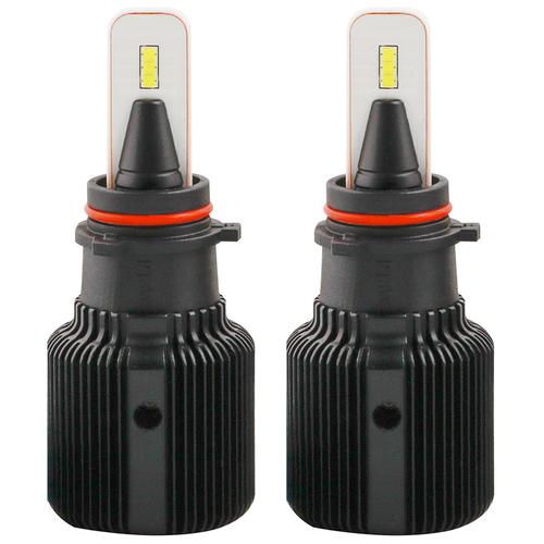 Лампа автомобильная светодиодная Vizant J1 цоколь H27 880 Seoul-csp 4500lm 5000k 2 шт.
