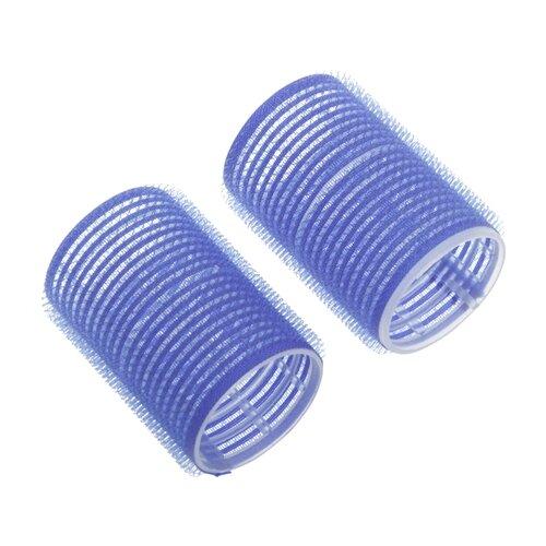 Купить Бигуди-липучки DEWAL, синие d 16мм 12шт/уп DEWAL MR-R-VTR9