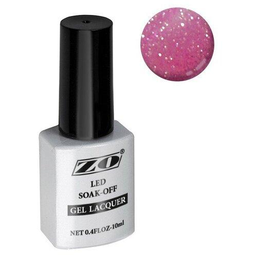 Гель-лак для ногтей ZO mGL, 10 мл, 248 розовый шиммер