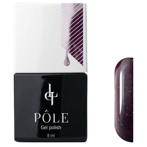 Купить Гель-лак для ногтей Pole Classic line, 8 мл, темный георгин