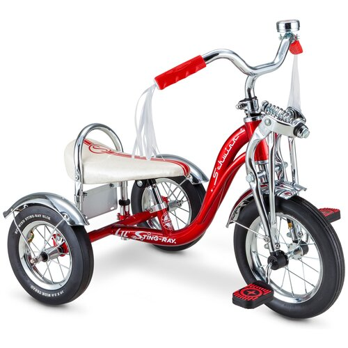Трехколесный велосипед Schwinn Lil Sting-Ray, красный