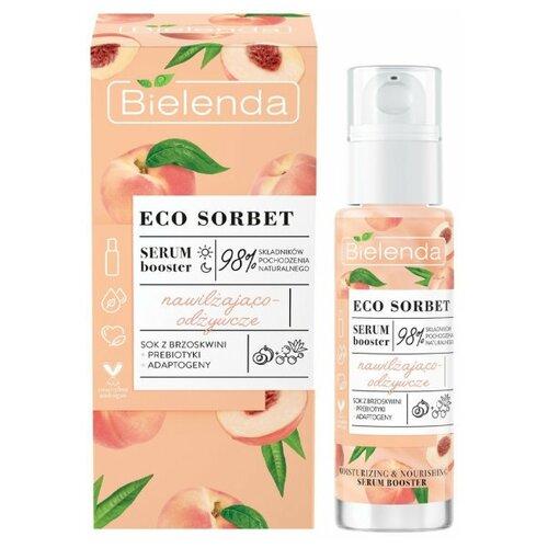Купить ECO SORBET Peach Сыворотка для лица увлажняющая и питательная, 30мл, Bielenda