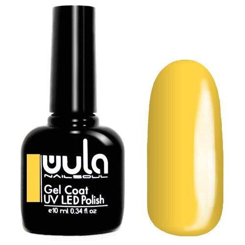 Купить Гель-лак для ногтей WULA Gel Coat, 10 мл, 409 ярко-желтый
