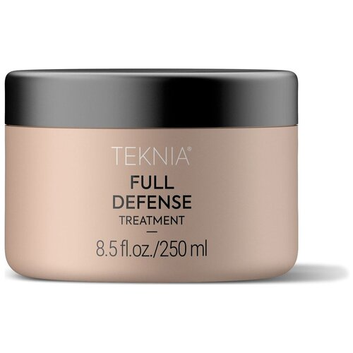 Lakme Teknia Full Defense Treatment Маска для комплексной защиты волос, 250 мл недорого