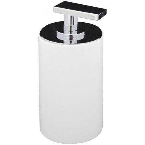 Фото - Дозатор для жидкого мыла RIDDER Paris, белый дозатор для жидкого мыла ridder paris 22250510 черный