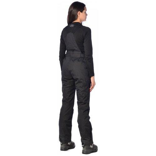 Горнолыжные брюки женские BUJIWU 58573 (Черный/46)