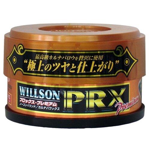 Воск для автомобиля Willson твердый PRX Premium 0.14 кг