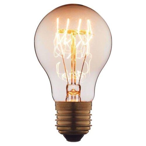 Лампочка накаливания Loft it Edison Bulb 7560-T E27 60W