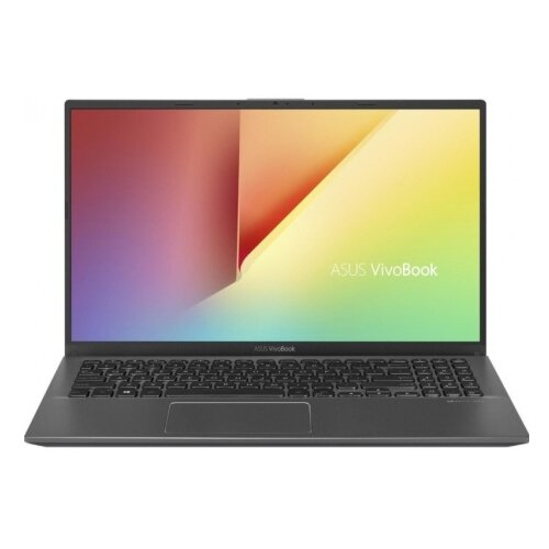 "Ноутбук ASUS VivoBook A512JF-BQ111 (Intel Core i5-1035G1 1000MHz/15.6""/1920x1080/8GB/128GB SSD/1000GB HDD/NVIDIA GeForce MX130 2GB/DOS) 90NB0R93-M01340 серый"