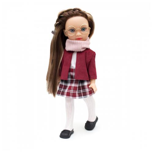 Кукла Knopa Викки в библиотеке, 36 см, 85011