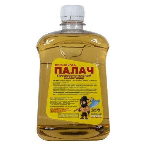 Палач инсектицидное средство от Клопов, Тараканов, Блох 500 мл недорого