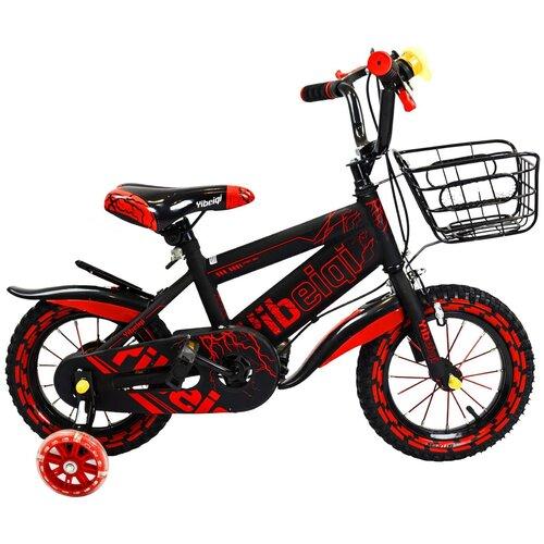 детский велосипед yibeigi v 14 синий Двухколесный велосипед Yibeigi V-12 красный