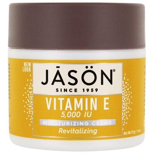 Крем для тела JASON Vitamin E 5000 IU, 113 г