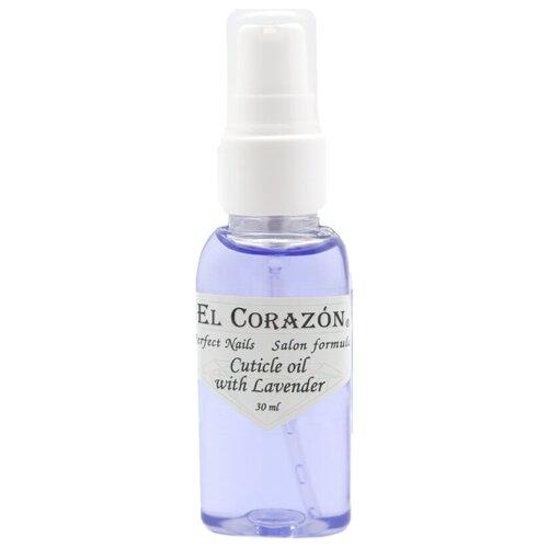 Купить Масло EL Corazon Perfect nails с лавандой № 433, 30 мл