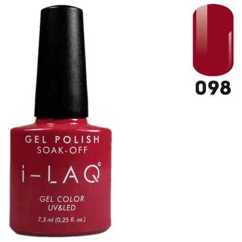 Купить Гель-лак для ногтей I-LAQ Gel Color, 7.3 мл, 098