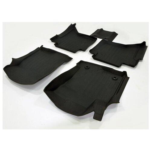 Фото - Комплект ковриков салона SRTK PR.TY.HIL.15G.02X82 для Toyota Hilux 5 шт. черный комплект ковриков салона srtk pr w pas b7 11g 02023 5 шт черный