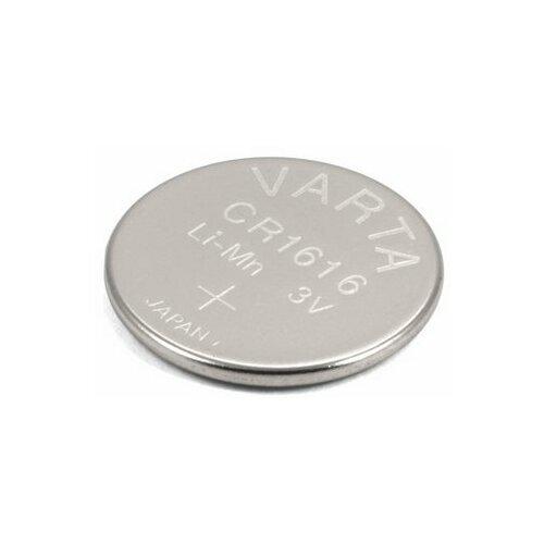 Фото - Батарейка литиевая VARTA Professional Electronics CR1616 (3V) батарейка cr2016 литиевая varta cr2016 3v 1 шт
