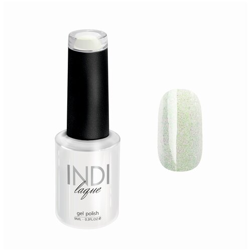 Гель-лак для ногтей Runail Professional INDI laque с мелкими блестками, 9 мл, 4231 гель лак для ногтей runail indi laque 4248 бежевый с мелкими блестками 9мл
